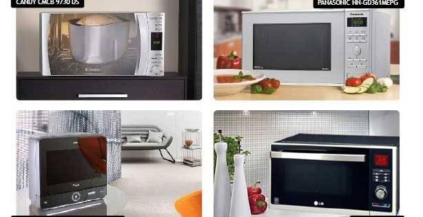 Superprova microonde: cottura e funzioni speciali