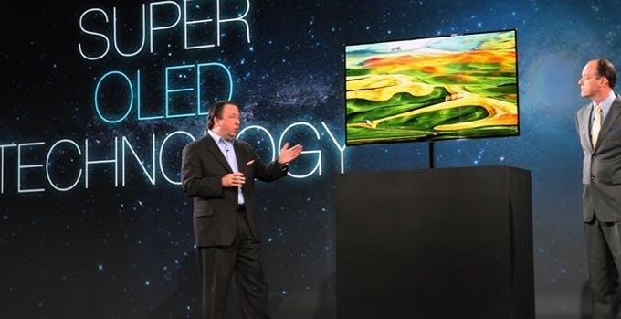 """Nuovo OLED e una TV """"luxury"""" per Samsung"""