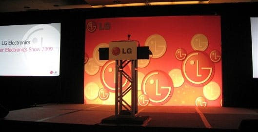 LG spinge le TV a 400 Hz nel 2010