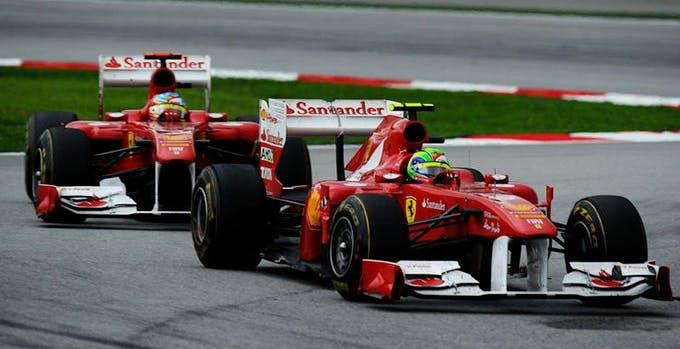 Sky si aggiudica anche la Formula 1 dal 2013