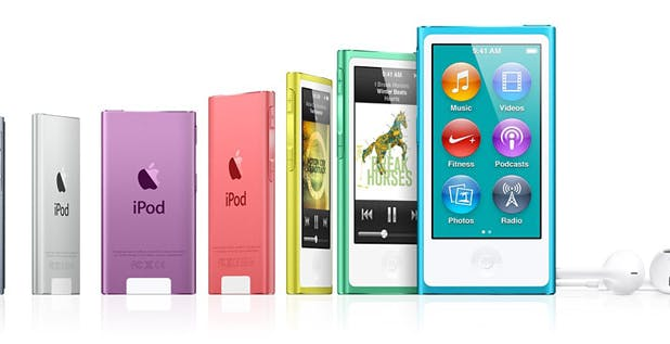 iPod Nano, più schermo meno personalità