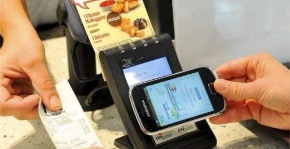 PosteMobile inaugura i pagamenti in NFC