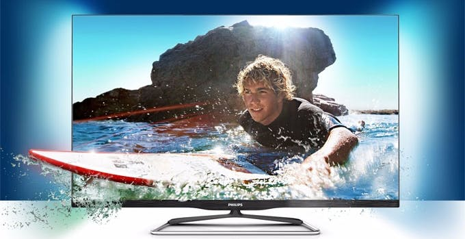 Supertest TV, in prova il Philips 47PFL6907
