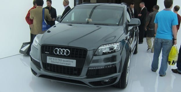 Audi e B&O insieme per l'audio 3D in auto