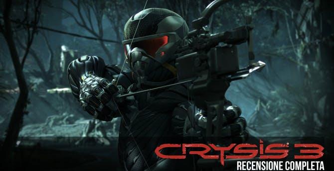 Crysis 3: l'evoluzione della specie