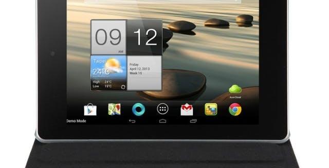 Acer punta l'iPad mini con Iconia A1