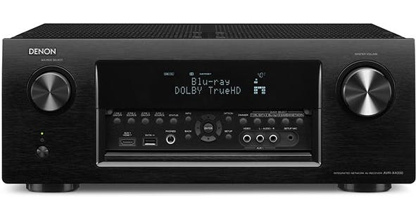Denon AVR-X4000: AirPlay, Spotify e 4K