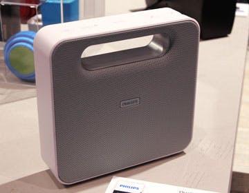 Da Philips i diffusori Bluetooth davvero portatili