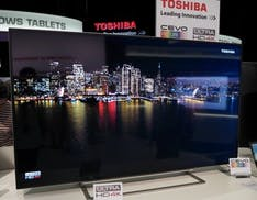 Nuovi Ultra HD per Toshiba, rigorosamente piatti e full LED