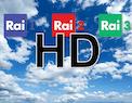 Dal 19 settembre i tre canali RAI in alta definizione anche su digitale terrestre