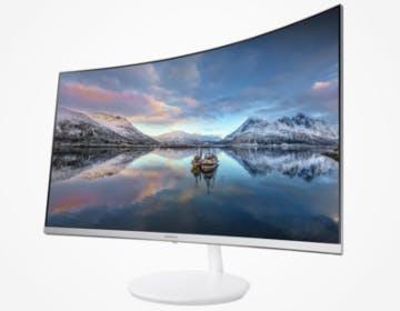 Svelata la nuova line-up di monitor curvi Samsung in mostra al CES 2017