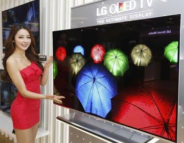 TV OLED più luminosi il prossimo anno. Così LG ha cambiato i pannelli