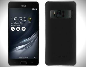 ZenFone AR: lo smartphone Asus con Project Tango