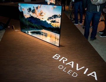 Sony, ecco l'OLED: qualità super e un sistema audio unico al mondo