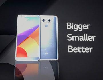 LG cala l'asso: ecco il G6. Schermo HDR, fotocamera wide e audio hi-end. Arriva ad aprile a 749 euro