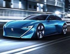 Peugeot presenta Instinct, l'ibrida autonoma del (prossimo) futuro