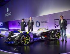 Roborace svela l'auto da corsa autonoma definitiva