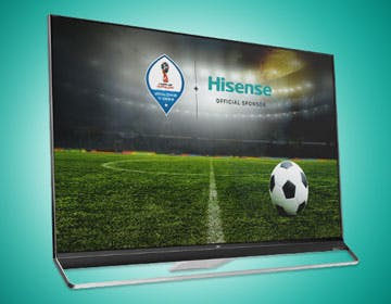 I TV Hisense del 2018: display enorme, Alexa, Google Assistant, Dolby Vision e pure Android