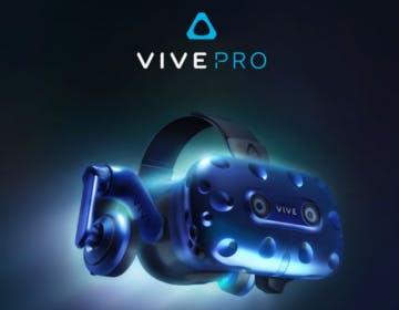 La realtà virtuale fa un passo in avanti: presentato HTC Vive Pro