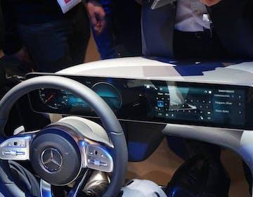 Mercedes svela MBUX, l'infotainment a misura d'uomo