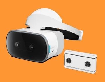 Mirage Solo è il visore VR indipendente targato Lenovo