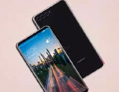 Huawei P20 con 3 fotocamere: resta il bianco e nero e arriva lo zoom