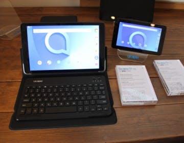 Alcatel sfida Kindle con due tablet leggerissimi e super economici per famiglie e bambini