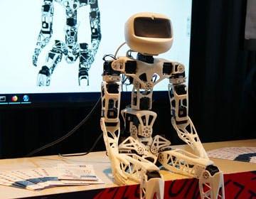 Questo robot umanoide giocherà e lavorerà per te. O al tuo posto?