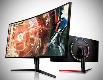 LG: a IFA i monitor gaming UltraGear, pensati per chi vuole vincere