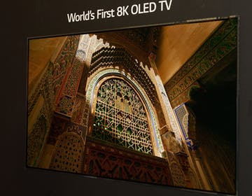 LG porta a IFA il primo OLED 8K da 88'', uno spettacolo per gli occhi