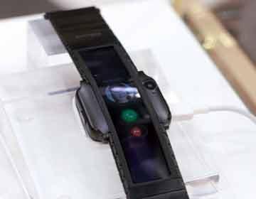 Nubia-α è ufficialmente il primo smartphone da polso