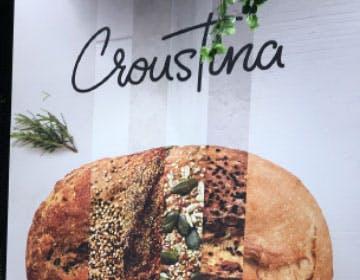 Ecco come funziona Croustina, il piccolo fornaio domestico