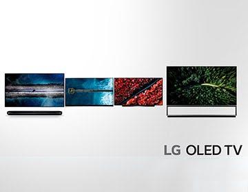 LG OLED 2019 con HDMI 2.1: ecco C9, E9, W9