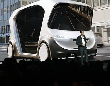 Bosch vuole essere leader in automotive: veicoli autonomi, motori elettrici e sensori