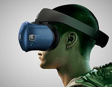 HTC Vive Pro Eye traccia il movimento degli occhi per immagini più nitide