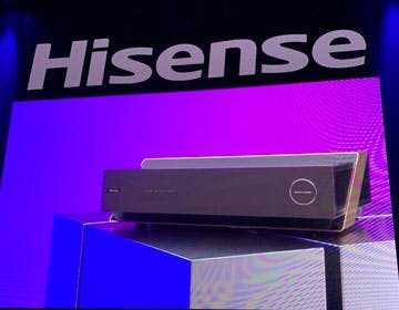 Hisense punta sull'innovazione: Sonic One, Laser TV e ULED XD protagonisti