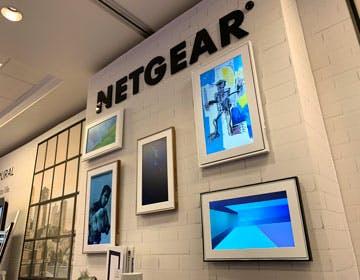 La Netgear che non ti aspetti: dai router si butta sull'arte