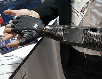 StartupItaliane@CES2019: la protesi del futuro è Adam's Hand di BionIT Labs