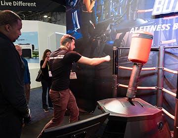 Botboxer, lo sparring partner diventa robotico: si adatta ai movimenti e reagisce realisticamente