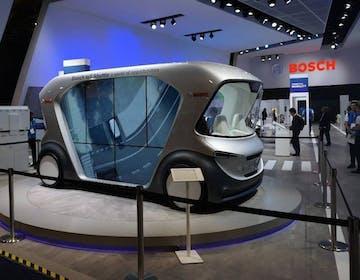 La navetta autonoma di Bosch è il trasporto urbano del (prossimo) futuro