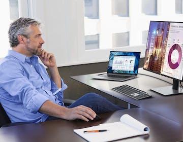 Alienware 25 è un monitor gaming che arriva a 240 Hz. Ecco i nuovi monitor Dell