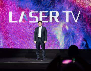 "Hisense spinge a tutta forza sui Laser TV: ""Preparatevi, è il futuro dei TV"""
