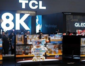 TCL presenta al CES la nuova gamma di televisori QLED 8K e 4K