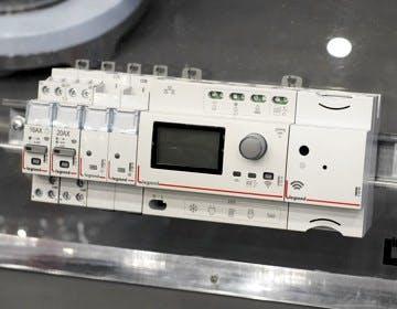 Legrand porta Netatmo nel quadro elettrico con la nuova linea Drivia