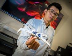 Dall'università di San Diego, insetti Robot stampati in 3D in poche ore