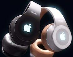 Apple, allo studio un paio di cuffie over-ear senza fili, con chip H1 e modulare?