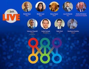 DDAY Live speciale: rivedi il Tech Talk con tutti i protagonisti dello Switch Off TV