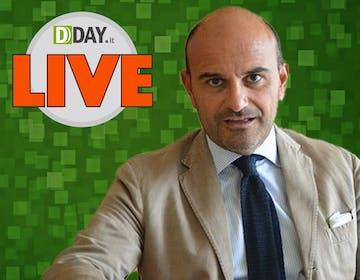 DDAY Live con Davide Rossi: si parla dei negozi di elettronica e delle regole per la fase 2