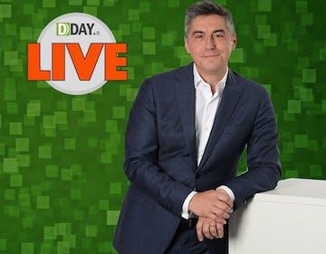 Elettrodomestici, mercato e nuove tecnologie: DDAY Live con Giorgio Marazzi, AD di BSH