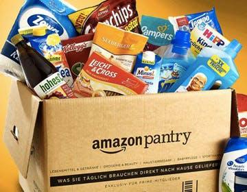 Addio Amazon Pantry: il servizio chiude il 30 giugno